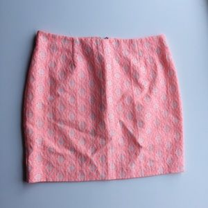 Gap textured mini skirt